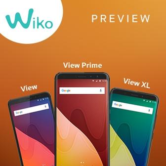 พรีวิว Wiko View Prime, View XL, View มือถือหน้าจอใหญ่ ราคาประหยัด ถ่ายรูปเซลฟี่ชัด