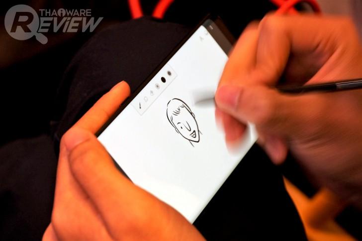 Samsung Galaxy Note 8 สมาร์ทโฟนเรือธง เด่นด้วย S Pen และกล้องหลังคู่ 12 ล้านพิกเซล