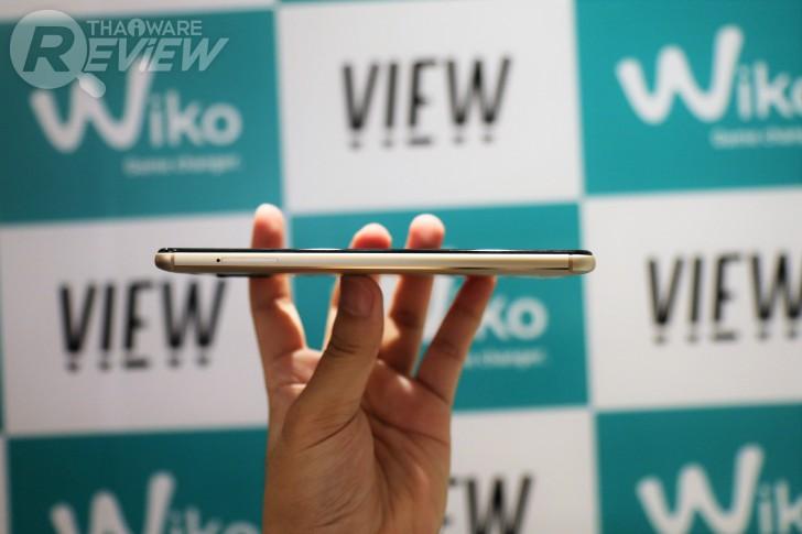 Wiko View Prime, View XL, View มือถือหน้าจอใหญ่ ราคาประหยัด ถ่ายรูปเซลฟี่ชัด