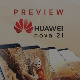 พรีวิว Huawei nova 2i มือถือกล้อง 4 ตัว พร้อมหน้าจอ 5.9 นิ้วกว้างสะใจ ในราคา 10,900 บาท