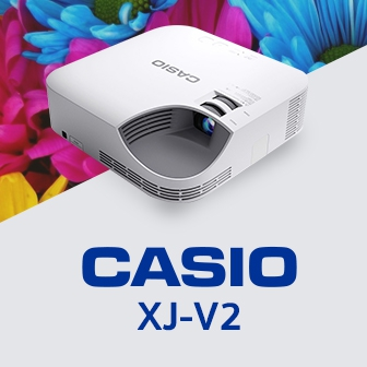 รีวิว Casio XJ-V2 โปรเจคเตอร์ราคาเบาๆ ฉายภาพสวย ใช้งานยาวนานด้วยหลอดฉาย Lamp Free