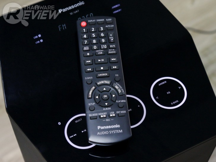 Panasonic SC-UA7 ลำโพงไร้สาย มาพร้อมแนวคิดสุดเท่ URBAN AUDIO ดีไซน์สวย ลูกเล่นเพียบ