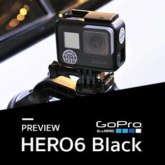 พรีวิว โกโปร HERO6 Black จิ๋วแต่แจ๋วบันทึกวีดีโอ 4K 60fps สบายๆ 1080p 240fps ก็ได้ด้วยนะ