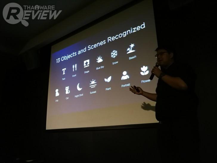 Huawei Mate 10 Pro สมาร์ทโฟน AI Chipset เครื่องแรกของโลก