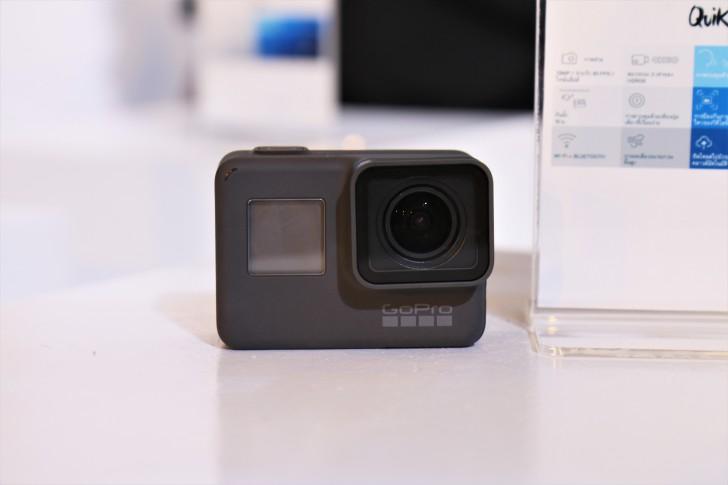 โกโปร HERO6 Black จิ๋วแต่แจ๋วบันทึกวีดีโอ 4K 60fps สบายๆ 1080p 240fps ก็ได้ด้วยนะ
