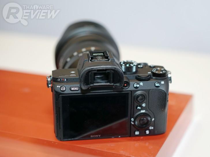 ลองเล่นกล้อง Sony a7R Mark III พร้อมตัวอย่างภาพถ่าย