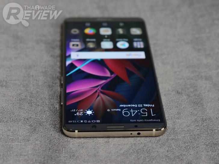 Huawei Mate 10 Pro สมาร์ทโฟนพลัง AI สุดแจ่ม พร้อมกล้องคู่รุ่นใหม่ที่เทพกว่าเดิม