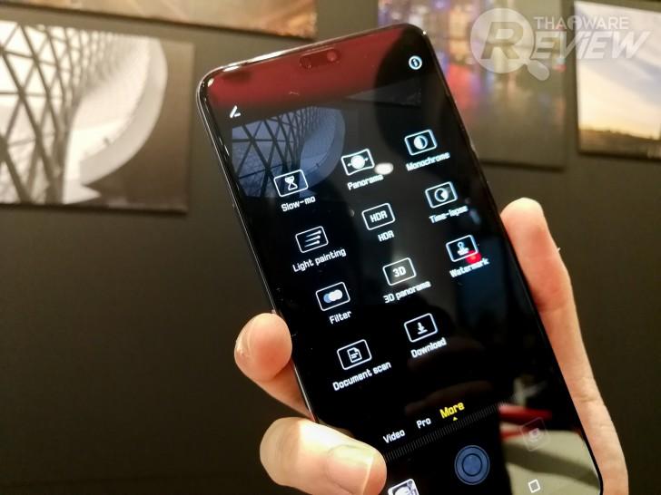 Huawei P20 Pro เรือธงข้ามรุ่น กล้องหลัง 3 เลนส์ อีกระดับของความสวยหรู