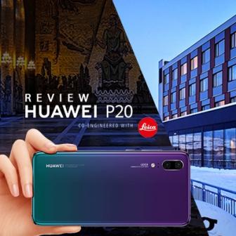 รีวิว Huawei P20 สมาร์ทโฟนเรือธงข้ามรุ่น อีกระดับของกล้องคู่ไลก้า พร้อมผู้ช่วย AI อัจฉริยะ