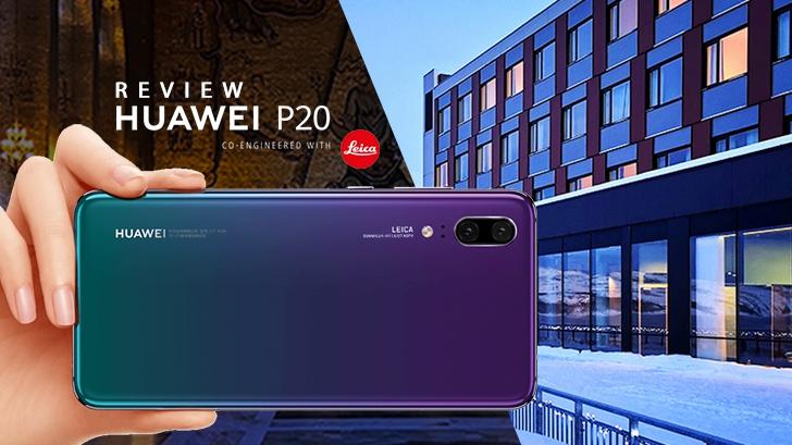 Huawei P20 สมาร์ทโฟนเรือธงข้ามรุ่น อีกระดับของกล้องคู่ไลก้า พร้อมผู้ช่วย AI อัจฉริยะ