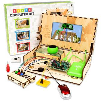รีวิว มาประดิษฐ์คอมพิวเตอร์เอง ด้วยชุด Piper Computer Kit กันเถอะ