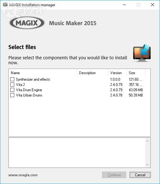 MAGIX Music Maker โปรแกรมทำเพลง ใช้งานง่าย ดีไซน์สวย คลังเสียงเยอะมาก