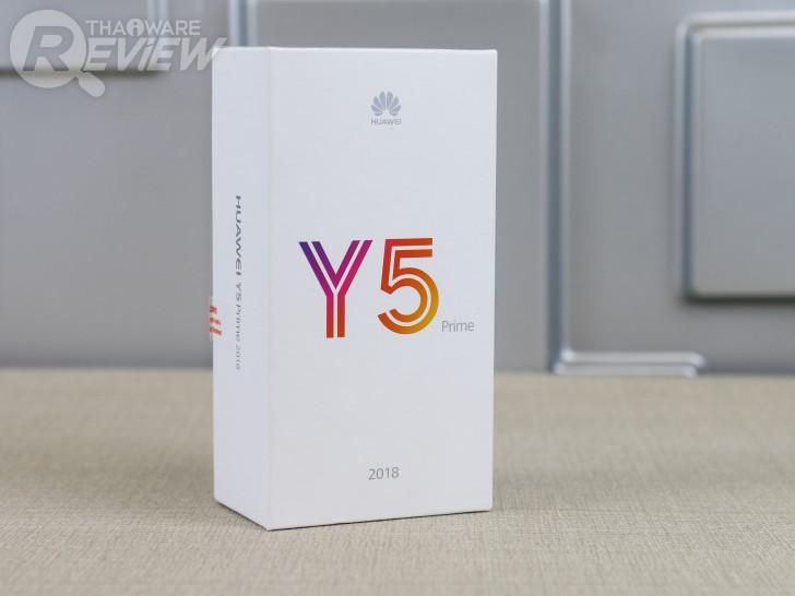 HUAWEI Y5 Prime 2018 มือถือราคาประหยัด คุณภาพคับเครื่อง