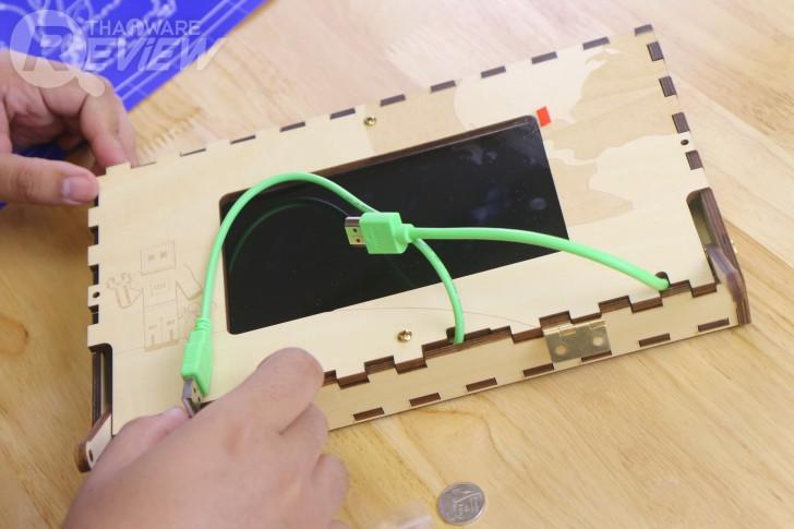 มาประดิษฐ์คอมพิวเตอร์เอง ด้วยชุด Piper Computer Kit กันเถอะ