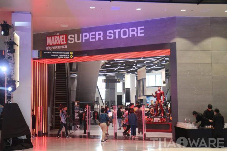 สัมผัสแรก The Marvel Experience Thailand พาชมบรรยากาศศูนย์บัญชาการมาร์เวลฮีโร่