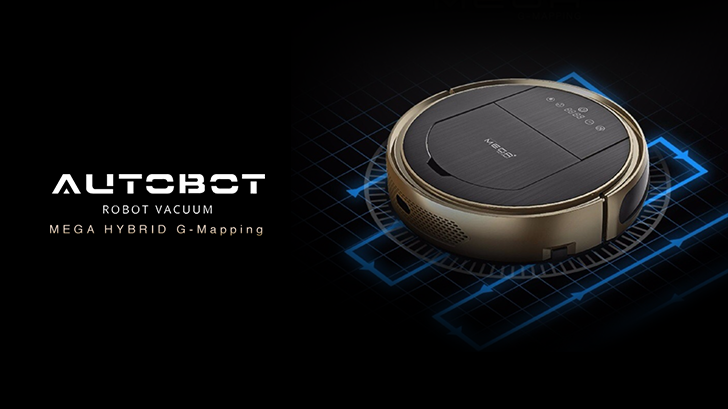 รีวิว Autobot Mega Hybrid G-Mapping หุ่นยนต์ดูดฝุ่นฉลาดๆ ทำความสะอาดอย่างทั่วถึง