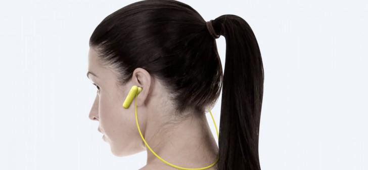 SONY WI-SP500 หูฟังไร้สายแบบ Open-type สำหรับผู้ที่นิยมการออกกำลังกาย ไม่กลัวเหงื่อ