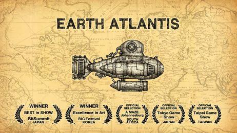 Earth Atlantis เกมส์ยานยิงฝีมือคนไทย ที่ดังไกลถึงระดับโลก