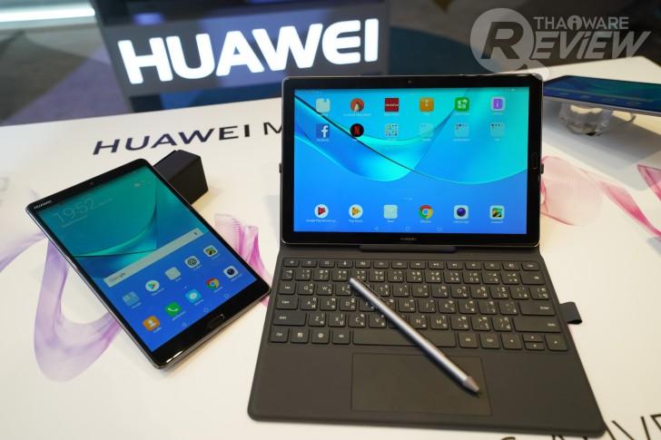 HUAWEI MediaPad M5 / M5 Pro แท็บเล็ตสเปคแรง หน้าจอ 2K รองรับปากกา ในราคาที่จับต้องได้
