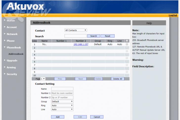 Akuvox C313 และ Akuvox E10R อินเตอร์คอมอัจฉริยะสำหรับไลฟ์สไตล์ของคนยุคใหม่