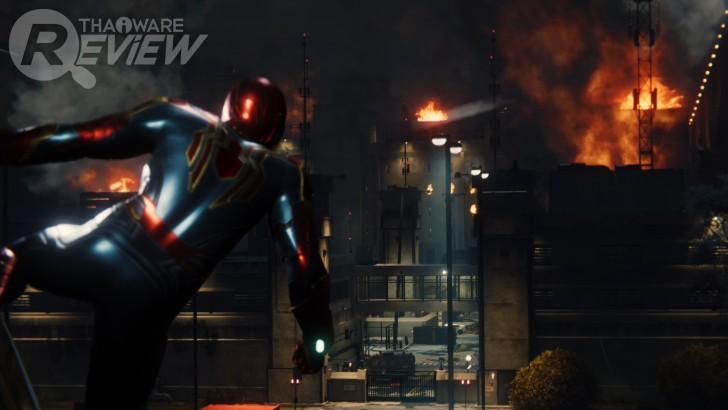 Marvel's Spider-Man: เกมส์ซุปเปอร์ฮีโร่ที่ดีที่สุดในปัจจุบัน!