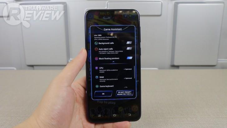 Vivo V11i สมาร์ทโฟนจอหยดน้ำ กล้อง AI สเปคตัวรอง ฟีเจอร์อย่างล้น