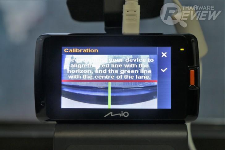 Mio MiVue 792 กล้องติดหน้ารถอัจฉริยะ ถ่ายดีในที่แสงน้อย พร้อม Wi-Fi และ GPS ในตัว