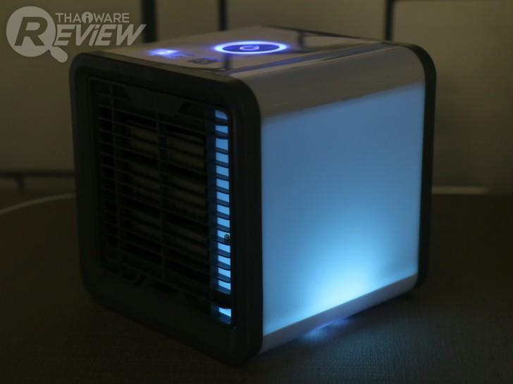 ARCTIC AIR พัดลมไอเย็นขนาดเล็ก สำหรับคนต้องการความเย็นแบบส่วนตัว