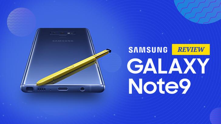 รีวิว Samsung Galaxy Note 9 กับ S Pen ใหม่ ที่เป็นได้มากกว่าปากกา ของดีของหรูราคาแรง