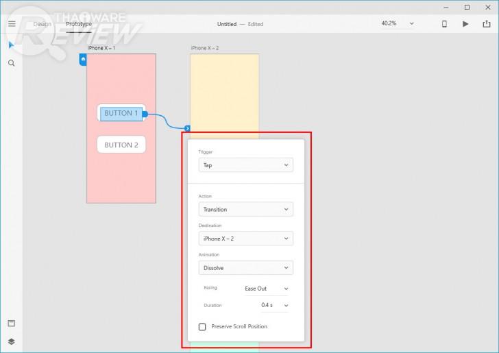Adobe XD CC สร้างแม่แบบดีไซน์แอพฯ หรือเว็บไซต์ เสนองานลูกค้า/ทีมได้อย่างมืออาชีพ