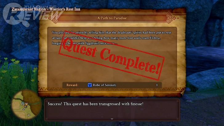 [เก่งกะเกมแนะนำ] Dragon Quest XI: Echoes of an Elusive Age: ''JRPG ไม่มีวันตาย''