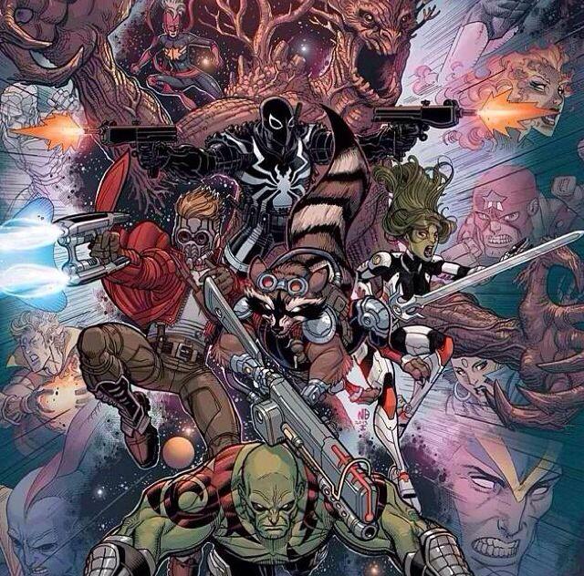 Venom | เรื่องน่ารู้ก่อนดู Venom กับเจ้าปรสิตอวกาศ Symbiote
