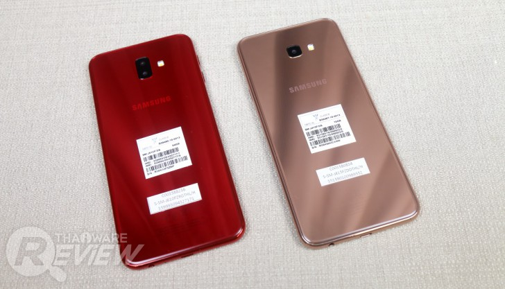 Samsung Galaxy J6+ และ J4+ ไอดอลสมาร์ทโฟนจอใหญ่ จอสวย ในราคาที่ไม่แรง