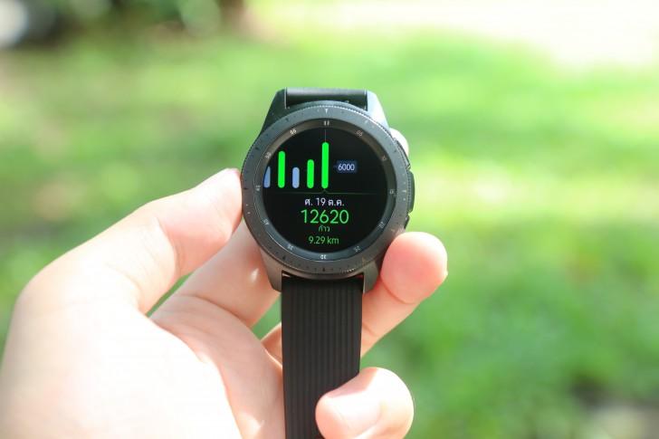 นาฬิกาสมาร์ทวอทซ์ Samsung Galaxy Watch ดีไซน์เรียบหรู การใช้งานตอบโจทย์คนยุคใหม่