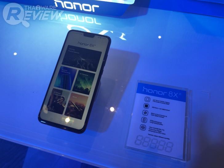 Honor 8X สมาร์ทราคาสุดคุ้ม จ่ายน้อย ได้เยอะ
