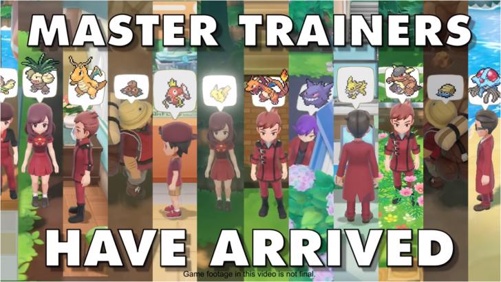 เรียกน้ำย่อยก่อน มาดู 10 ฟีเจอร์เด็ดใน Pokemon Let's Go มีอะไรที่เหมือนหรือต่างจากภาคเก่าบ้าง