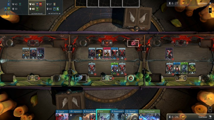 Artifact การ์ดเกมส์ตัวใหม่ที่เปลี่ยนโลก Moba ของ Dota 2 มาเป็นเกมการ์ดเชิงกลยุทธ์