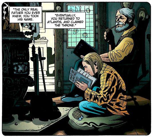 Aquaman | มารู้จักกับบุตรแห่งพื้นดินและผืนน้ำ และราชา Atlantis กับ Aquaman