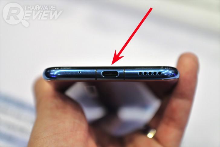 Huawei nova 4 มือถือจอมีรูแบบ Punch Display รุ่นแรกในไทย สเปคแรง กล้องหลัง 3 ตัว
