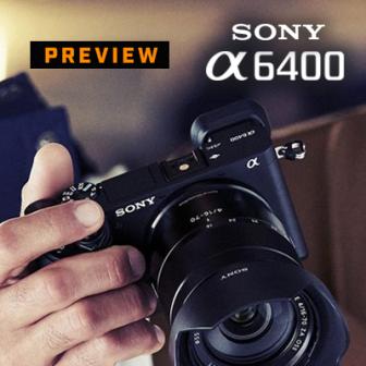 พรีวิว Sony a6400 กล้องระดับกลาง ที่มีระบบออโต้โฟกัสระดับเรือธง