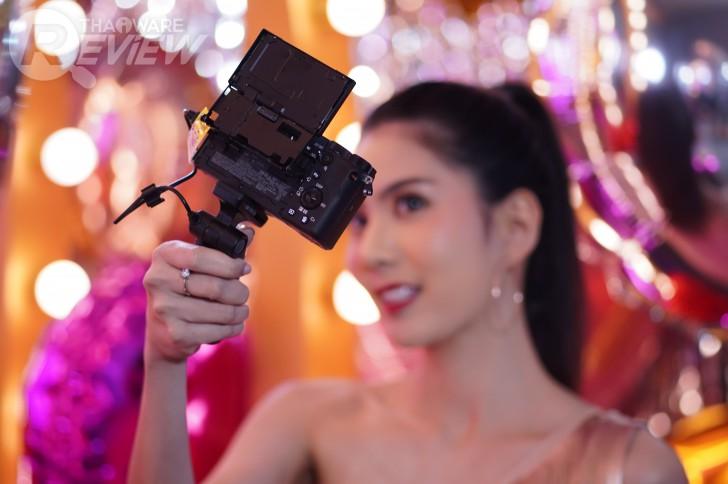 Sony a6400 กล้องระดับกลาง ที่มีระบบออโต้โฟกัสระดับเรือธง