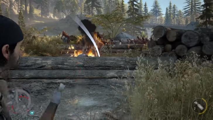 เกมส์ Days Gone ซิ่งหนีผีไปกับมอ'ไซค์คู่ใจและอาวุธครบมือ