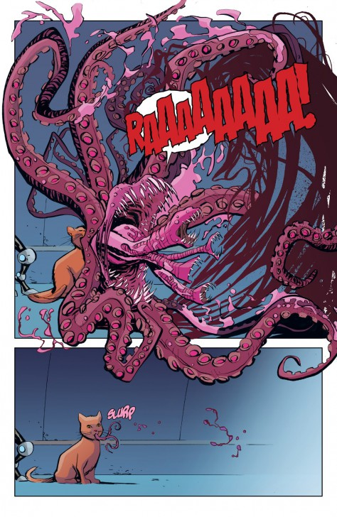เรื่อง(ไม่)ลับของเจ้าแมวส้ม Goose ในภาพยนตร์ Captain Marvel