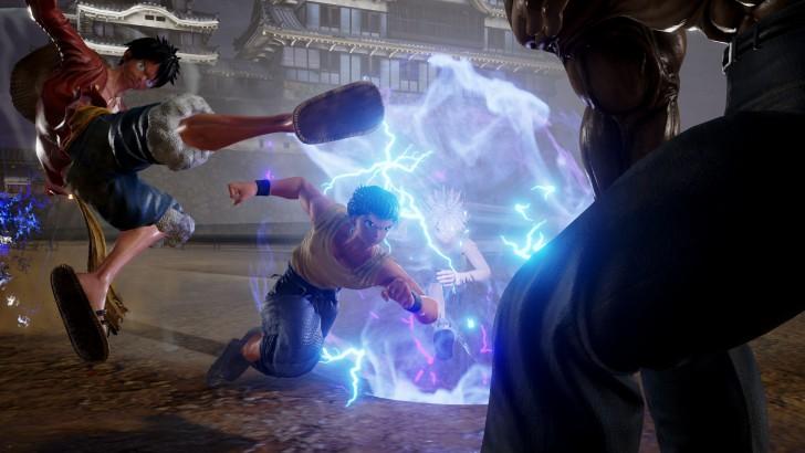 JUMP FORCE เกมส์ต่อสู้ดุเดือด มันส์ สู้แหลกสะท้านพสุธา! รวมพลังเหล่าฮีโร่จัมป์