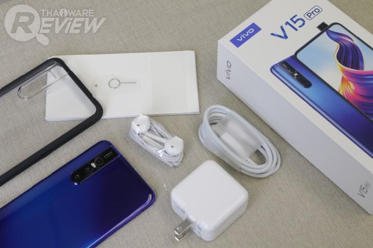 Vivo V15 Pro เรือธงกล้องป๊อปอัพจอไร้รอยบาก กับราคาที่เข้าถึงง่าย