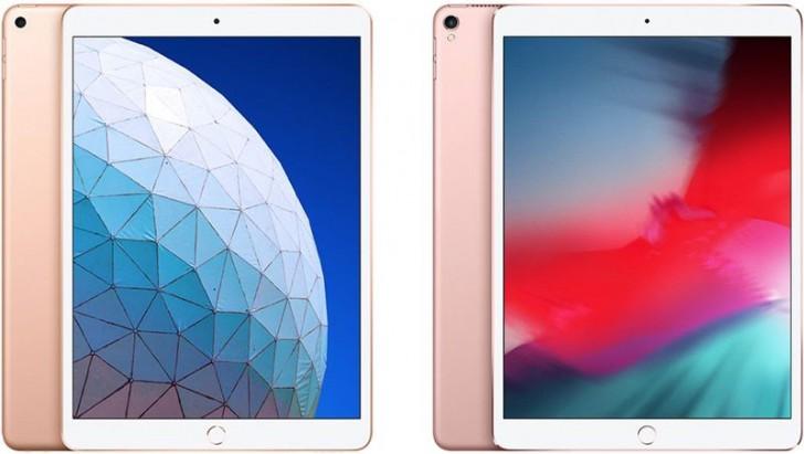 เทียบสเปค iPad Air 2019 กับ iPad Pro 10.5
