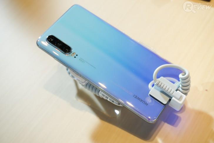 สัมผัสแรกกับสามพี่น้องในตระกูล Huawei P30 Series
