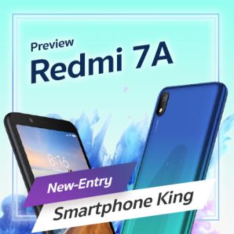 พรีวิว Redmi 7A สมาร์ทโฟนรุ่นประหยัด แบตฯ จุใจ เปิดวิทยุออกลำโพงแก้เหงาได้