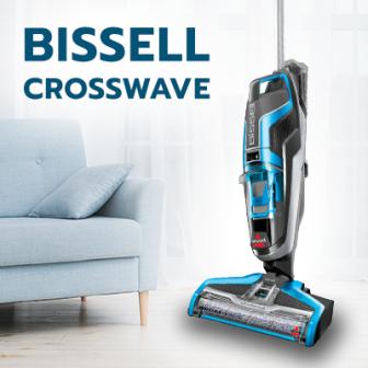 รีวิว BISSELL CrossWave เครื่องทำความสะอาดพื้น ดูด เช็ด ล้าง 3 in 1 สะอาดครบในขั้นตอนเดียว
