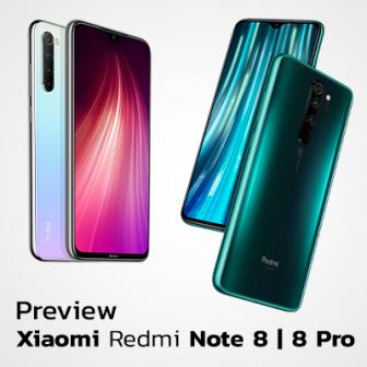 พรีวิว Xiaomi Redmi Note 8   Note 8 Pro มือถือฟีเจอร์แบบเรือธง ในราคาไม่ถึงหมื่น